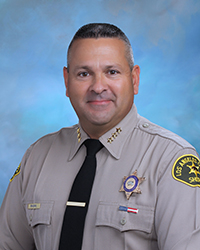 Assistant Sheriff Eddie Rivero