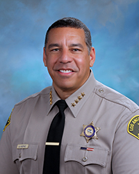 Undersheriff Jacques La Berge